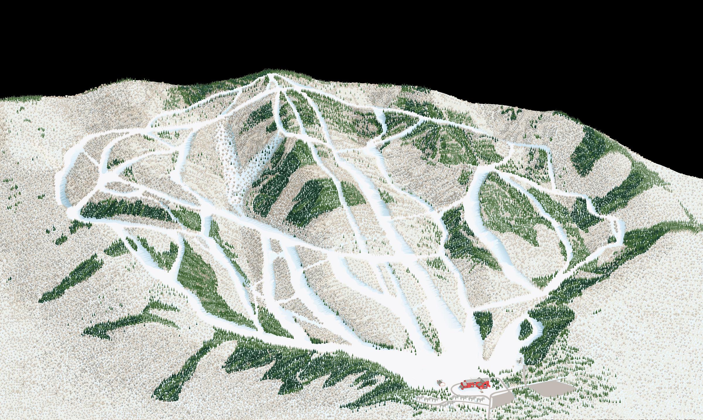 Trail Map | Magic Mountain Ski Area